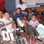 Dopo un grave incidente la mia fedele compagna di viaggio è diventata la sedia a rotelle!