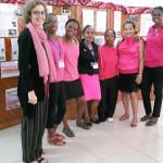 Il REX si colora di rosa