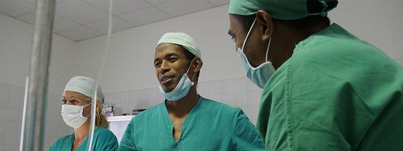 Problemi per gli interventi chirurgici