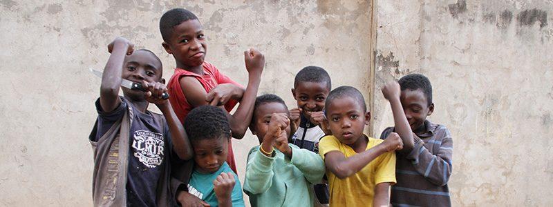 Diamo una casa ai bimbi di strada